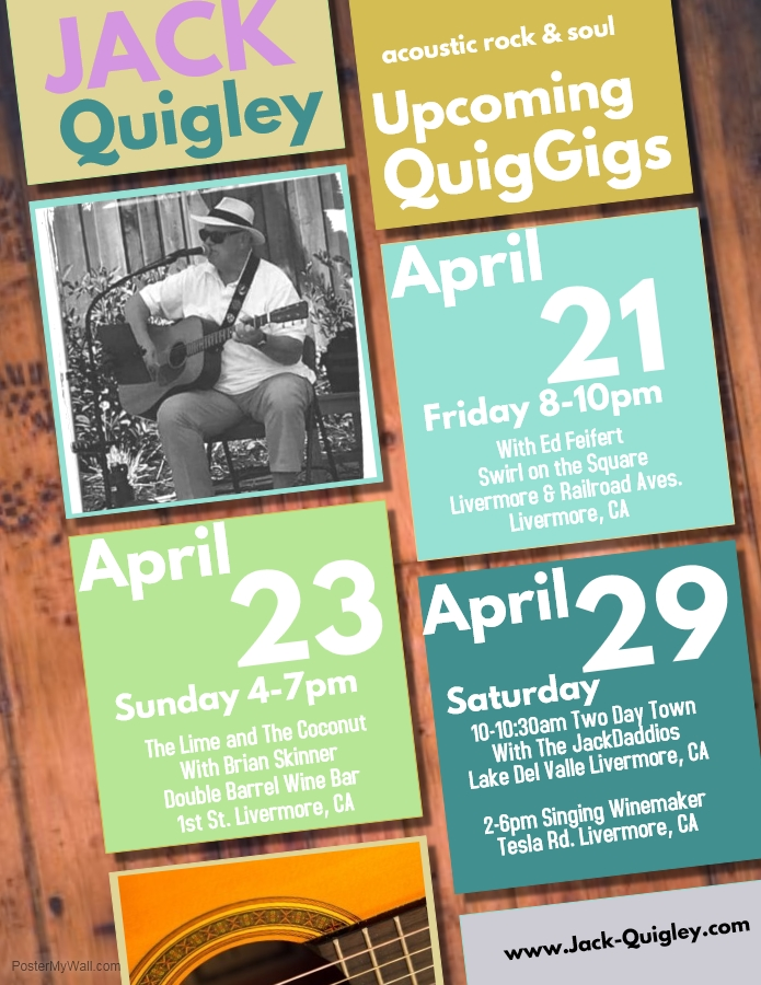 JQ QuigGigs April 17
